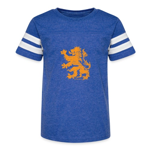 Dutch Lion - Kid's Vintage Sport T-Shirt
