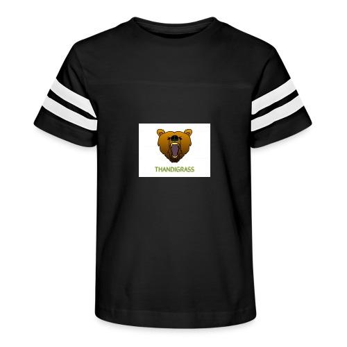 THANDIGRASS - Kid's Vintage Sport T-Shirt