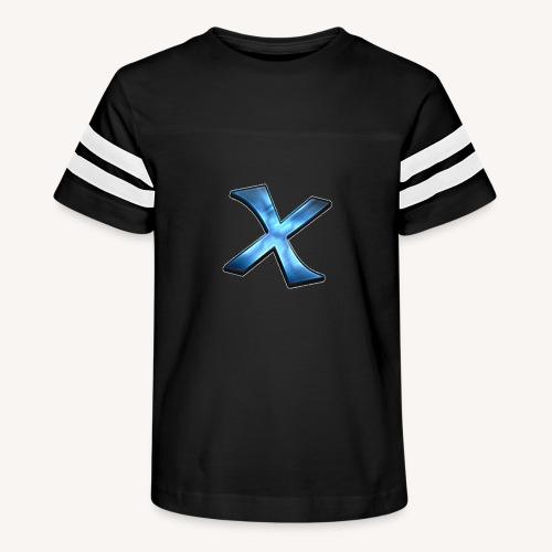 Predrax Ninja X Exclusive Premium Water Bottle - Kid's Vintage Sport T-Shirt