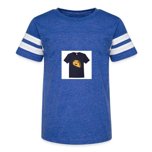 evil taco merch - Kid's Vintage Sport T-Shirt