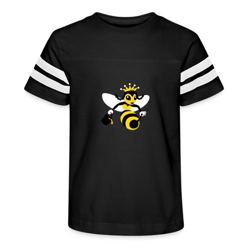 Queen Bee - Kid's Vintage Sport T-Shirt