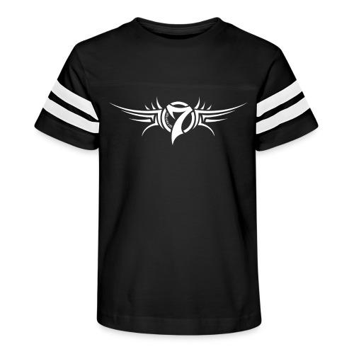 MayheM-7 Tattoo Logo White - Kid's Vintage Sport T-Shirt