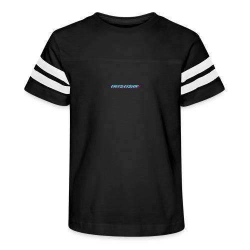 Vivid Vision - Kid's Vintage Sport T-Shirt