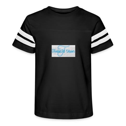 TwiiSt3D - Kid's Vintage Sport T-Shirt