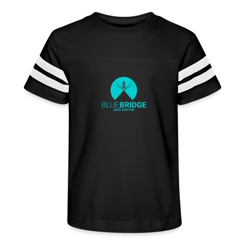 Blue Bridge - Kid's Vintage Sport T-Shirt