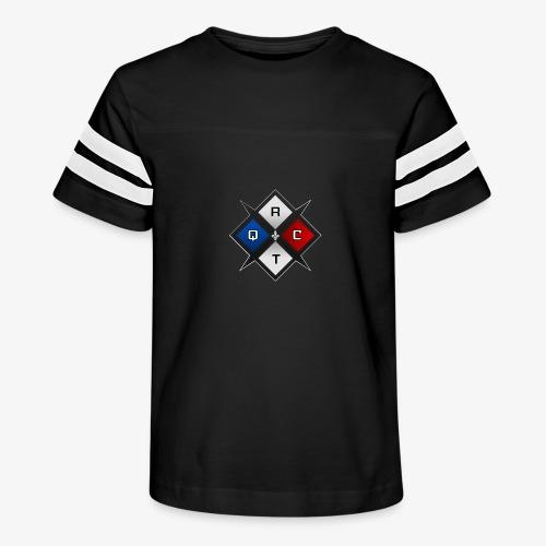 RTQC Logo - Kid's Vintage Sport T-Shirt