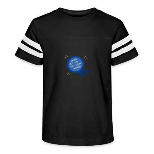 Regret - Kid's Vintage Sport T-Shirt
