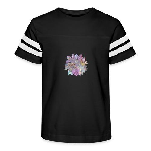 CrystalMerch - Kid's Vintage Sport T-Shirt