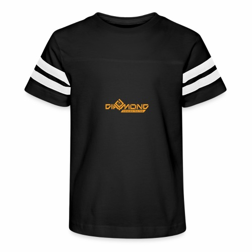 diamond - Kid's Vintage Sport T-Shirt
