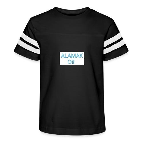 ALAMAK Oi! - Kid's Vintage Sport T-Shirt