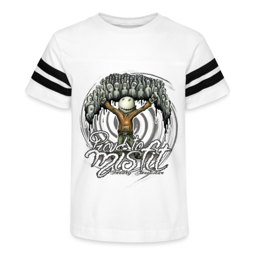 proud to misfit - Kid's Vintage Sport T-Shirt
