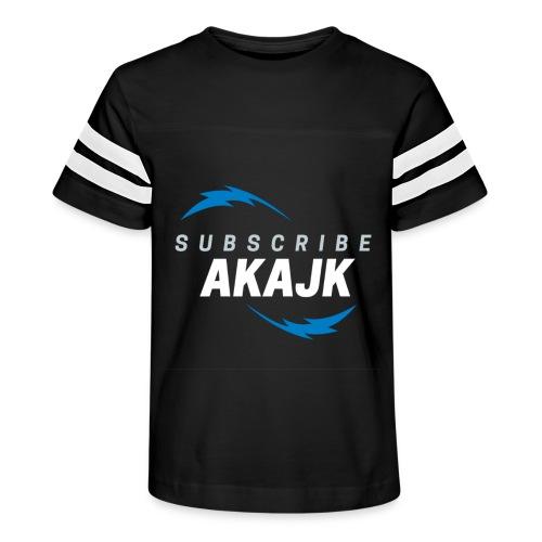 flash - Kid's Vintage Sport T-Shirt
