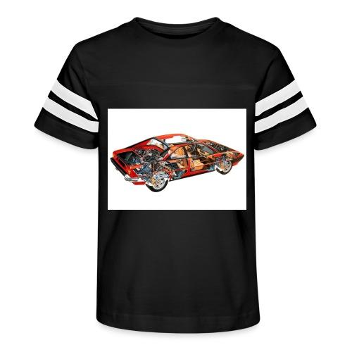 FullSizeRender mondial - Kid's Vintage Sport T-Shirt
