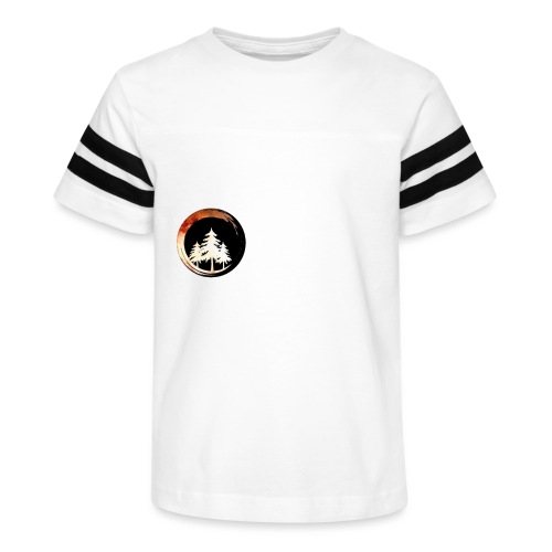 Valley View Records Official Company Merch - Kid's Vintage Sport T-Shirt
