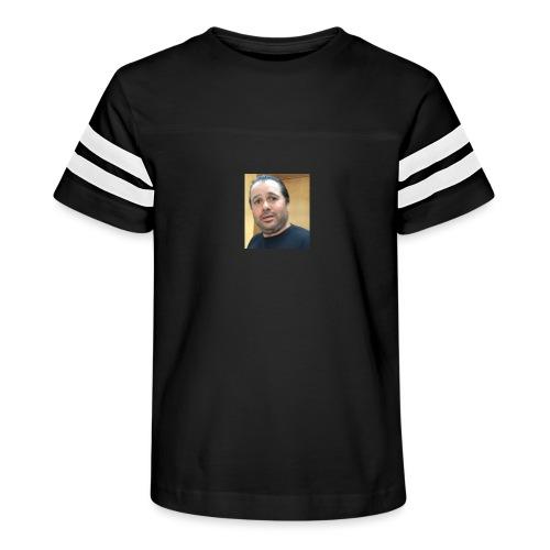 Hugh Mungus - Kid's Vintage Sport T-Shirt