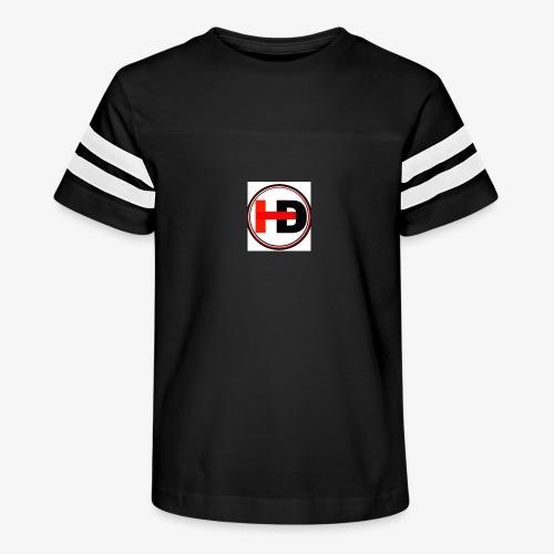 HDGaming - Kid's Vintage Sport T-Shirt