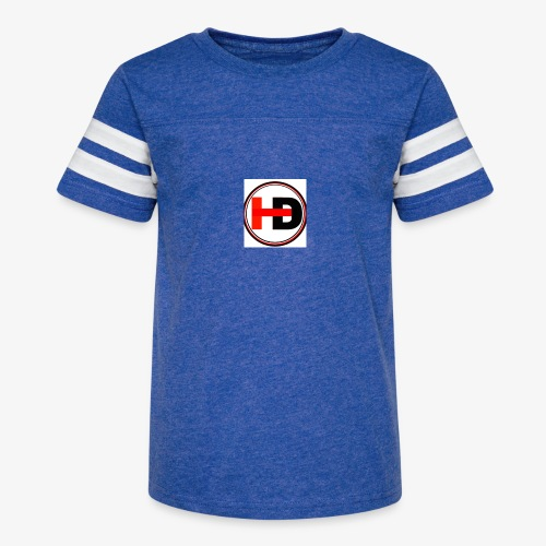 HDGaming - Kid's Vintage Sport T-Shirt