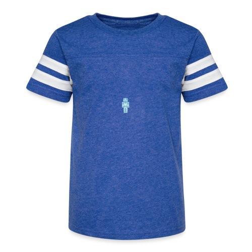 Diamond Steve - Kid's Vintage Sport T-Shirt