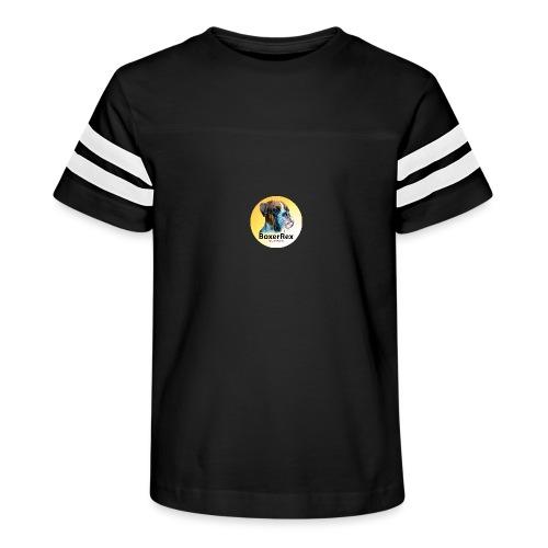 Boxer Rex logo - Kid's Vintage Sport T-Shirt