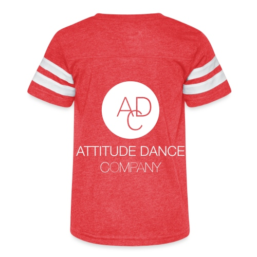 ADC Logo - Kid's Vintage Sport T-Shirt