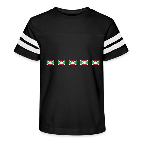 bi png - Kid's Vintage Sports T-Shirt