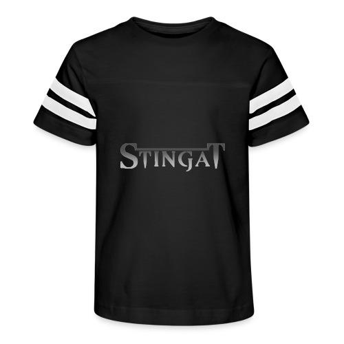 Stinga T LOGO - Kid's Vintage Sports T-Shirt
