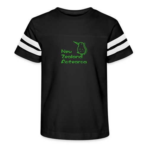New Zealand Aotearoa - Kid's Vintage Sport T-Shirt