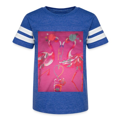 Drinks - Kid's Vintage Sport T-Shirt