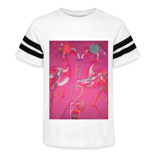 Drinks - Kid's Vintage Sport T-Shirt