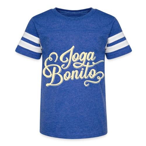 Joga Bonita Women's Tee - Kid's Vintage Sport T-Shirt