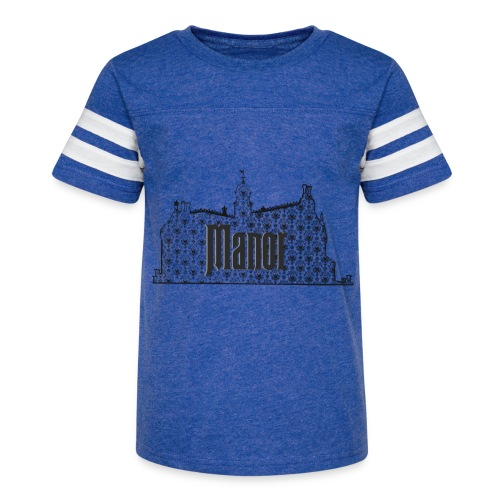 Mind Your Manors - Kid's Vintage Sport T-Shirt