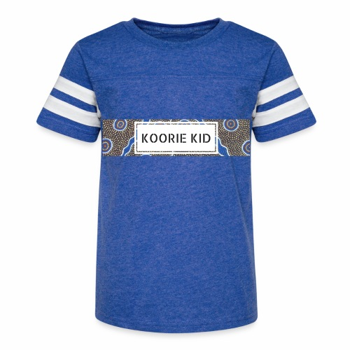 KOORIE KID - Kid's Vintage Sport T-Shirt