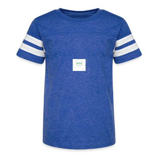 AussieDadGaming - Kid's Vintage Sport T-Shirt
