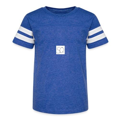 Smokey Quartz SQ T-shirt - Kid's Vintage Sports T-Shirt