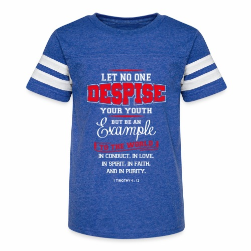 Bible to the world - Kid's Vintage Sport T-Shirt