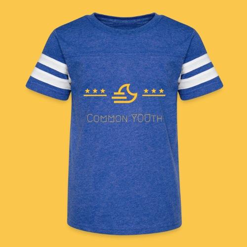 CommonYOUth - Kid's Vintage Sport T-Shirt