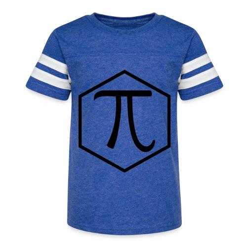 Pi - Kid's Vintage Sport T-Shirt