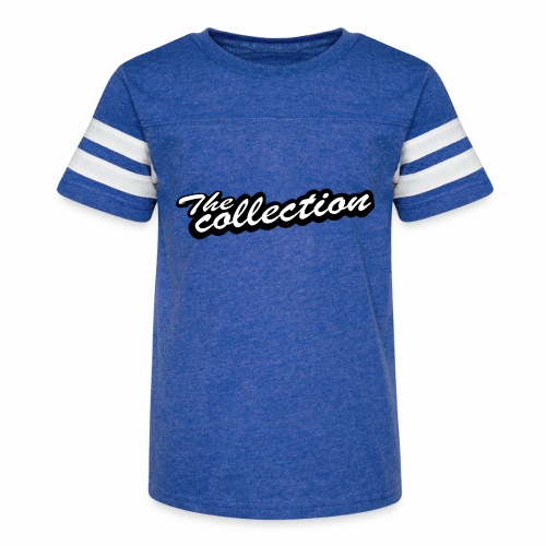 the collection - Kid's Vintage Sport T-Shirt