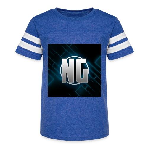 NadhirGamer Merch - Kid's Vintage Sport T-Shirt