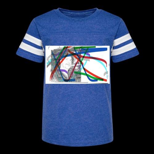 scotts art - Kid's Vintage Sport T-Shirt