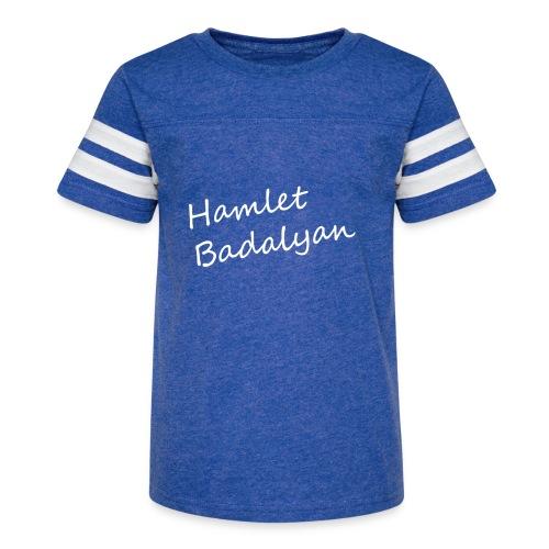 HB - Kid's Vintage Sport T-Shirt