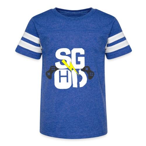 IMG_0350 - Kid's Vintage Sport T-Shirt