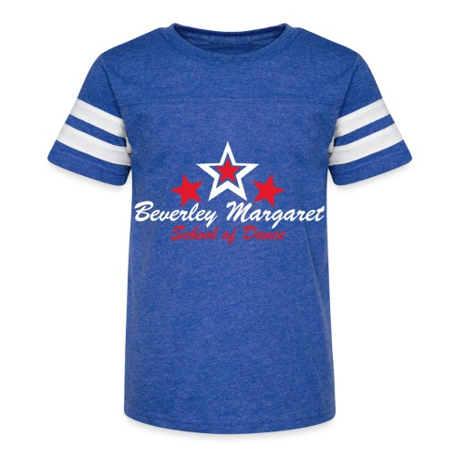 On black kids - Kid's Vintage Sport T-Shirt