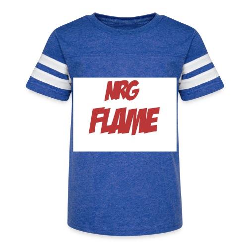 Flame For KIds - Kid's Vintage Sport T-Shirt