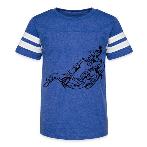 Jiu Jitsu / Judo - Kid's Vintage Sport T-Shirt
