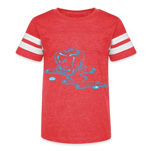 Ice melts - Kid's Vintage Sport T-Shirt