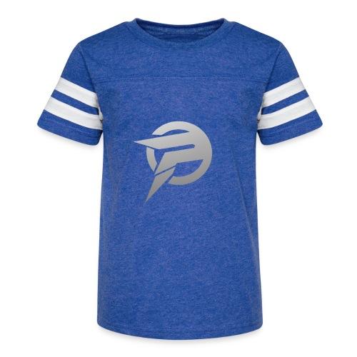 2dlogopath - Kid's Vintage Sport T-Shirt