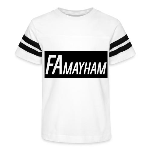 FAmayham - Kid's Vintage Sport T-Shirt
