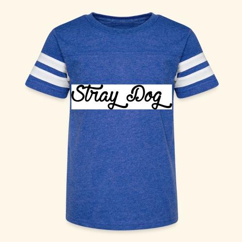 straydog - Kid's Vintage Sport T-Shirt
