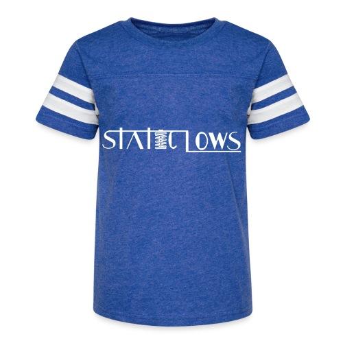Staticlows - Kid's Vintage Sport T-Shirt